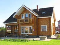 Строительство деревянных домов от профессионалов