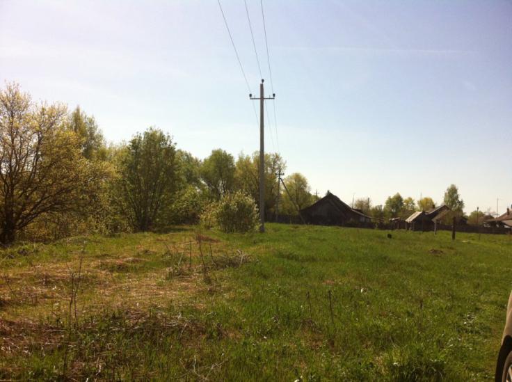 Земельный Участок 31 Cотка, 49 км. от МКАД по Горьковскому шоссе, д. Калитино