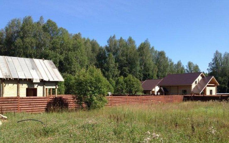Земельный Участок 7,5 Соток, 98 км от МКАД по Новорижскому шоссе, д. Рюховское