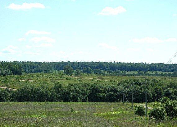 Земельный Участок 12 Соток, 97 км от МКАД по Минскому шоссе, пос. Бабаево