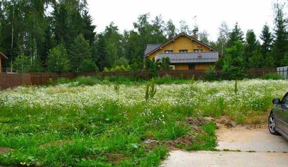 Земельный Участок 12 Соток, 34 км от МКАД по  Минскому шоссе, д. Сивково