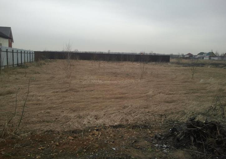 Земельный Участок 12 Соток, 39 км от МКАД по Егорьевскому шоссе, д. Трошково
