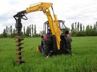 Ямобур – оборудование, применяемое в строительстве загородных домов