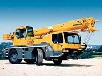 Аренда автокрана 16 т для выполнения строительных работ