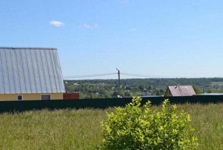 Земельный участок 15 соток, 52 км от МКАД по Новорижскому шоссе, д. Рубцово