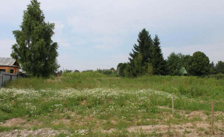 Земельный участок 15,3 сотки, 23 км от МКАД по Пятницкому шоссе, д. Бакеево