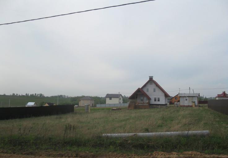 Земельный участок 18 соток, 50 км от МКАД по Ярославскому шоссе, д. Гаврилково