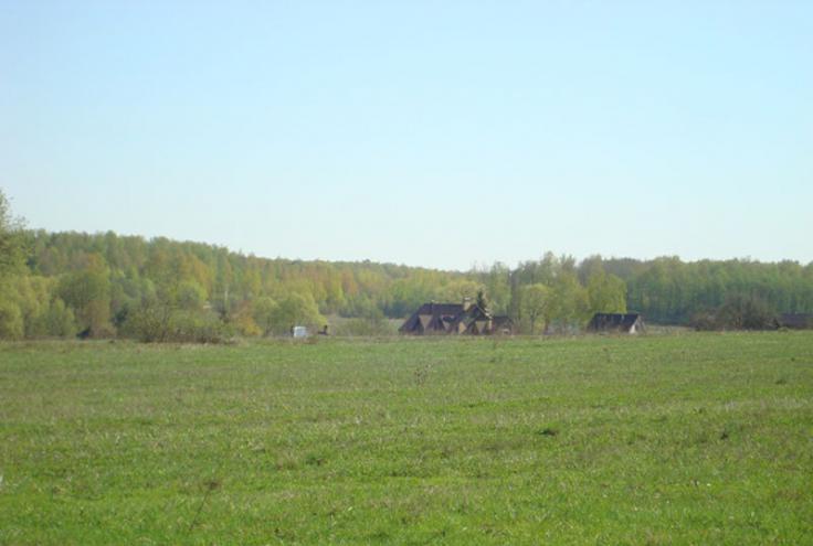 Земельный участок 8 соток, 90 км от МКАД по Симферопольскому шоссе, д. Шатово