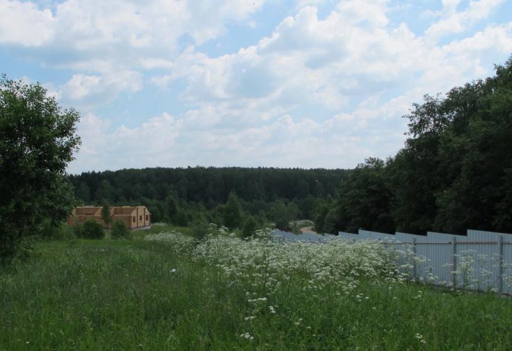 Земельный участок 14 соток, 85 км от МКАД по Ярославскому шоссе, д. Василево