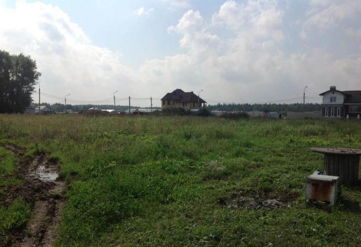 Земельный участок 6 соток, 15 км от МКАД по Ярославскому шоссе, д. Оболдино