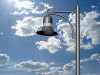 Фонарные столбы для освещения коттеджных поселков