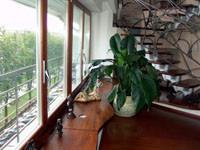 Элитные деревянные окна в загородном доме