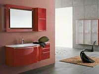 Варианты мебели для ванной комнаты