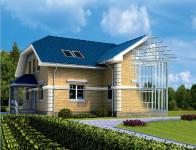Дома по технологии ЛСТК. Преимущества малоэтажного строительства ЛСТК