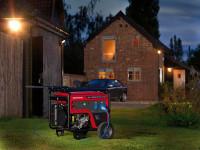 Выбор генератора для строительства загородного дома