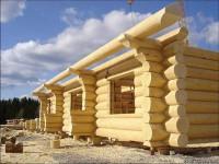 Новинки технологий для экономного и быстрого строительства и дома из оцилиндрованного бревна