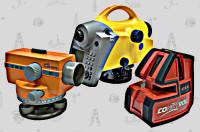 Сложности нивелирования с помощью лазерного и оптического прибора