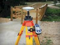 Применение GPS-оборудование Promark в геодезии