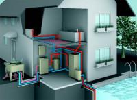 Геотермальный тепловой насос как основной элемент альтернативной системы отопления