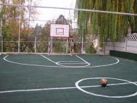 Открытие спортивных площадок