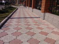 Продажа тротуарной плитки компанией Рельеф
