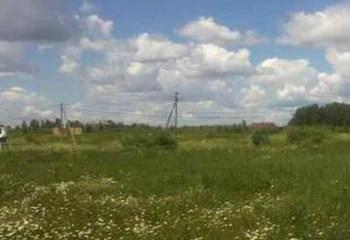 Земельный участок 20 соток, 40 км от МКАД по Дмитровскому шоссе, д. Новинки