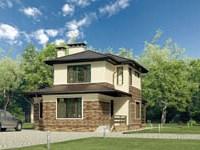 Загородные дома по типовым проектам