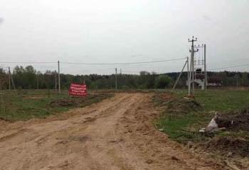 Земельный участок 9 соток, 47 км от МКАД по Дмитровскому шоссе, д. Беклемишево