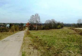 Земельный участок 15 соток, 39 км от МКАД по Дмитровскому шоссе, д. Голиково