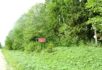 Земельный участок 15 соток, 39 км от МКАД по Дмитровскому шоссе, д. Сазонки