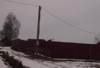 Земельный участок 15 соток, 22 км от МКАД по Дмитровскому шоссе, с. Озерецкое