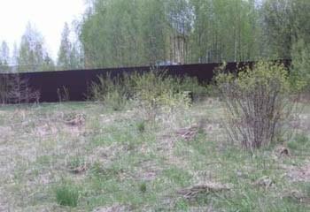 Земельный участок 12 соток, 22 км от МКАД по Дмитровскому шоссе, с. Озерецкое