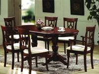 Купить стулья из Малайзии для меблировки загородного дома