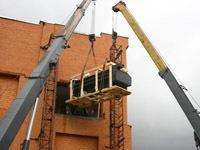 Такелажное оборудование для проведения строительных работ