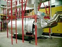 Когенерационные установки для промышленных объектов