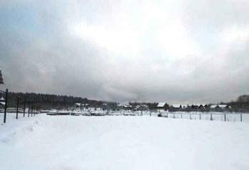 Земельный участок 6 соток, 20 км от МКАД по Дмитровскому шоссе, с. Озерецкое
