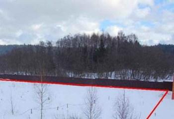 Земельный участок 22 соток, 47 км от МКАД по Дмитровскому шоссе, д. Гришино
