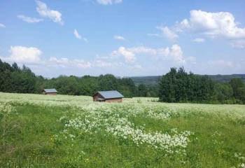 Земельный участок 8 соток, 45 км от МКАД по Дмитровскому шоссе, г. Яхрома