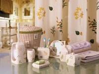 Аксессуары для ванной комнаты загородного дома