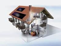 Монтаж инженерных сетей в загородном доме