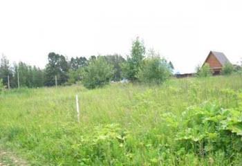 Земельный участок 13 соток, 25 км от МКАД по Дмитровскому шоссе, д. Ермолино