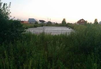 Земельный участок 12 соток, 40 км от МКАД по Дмитровскому шоссе, д. Ульянки