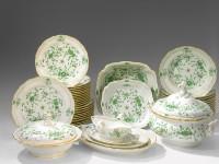 О фарфоровой посуде и ее истории в интерьере квартиры и загородного дома