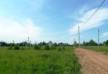 Земельный участок 8 соток, 47 км от МКАД по Дмитровскому шоссе, д. Беклемишево