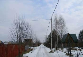 Земельный участок 10 соток, 60 км от МКАД по Дмитровскому шоссе, с. Якоть