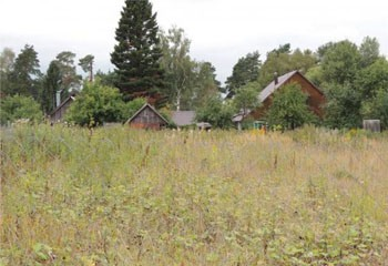 Земельный участок 15 соток, 23 км от МКАД по Дмитровскому шоссе, с. Марфино