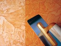 Мастер по нанесению декоративной штукатурки создаст идеальный интерьер в вашем доме