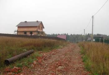 Земельный участок 15 соток, 30 км от МКАД по Дмитровскому шоссе, д. Лупаново