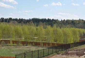 Земельный участок 938 соток, 50 км от МКАД по Дмитровскому шоссе, д. Сергейково