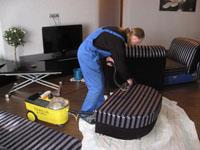 Химчистка мебели в загородном доме